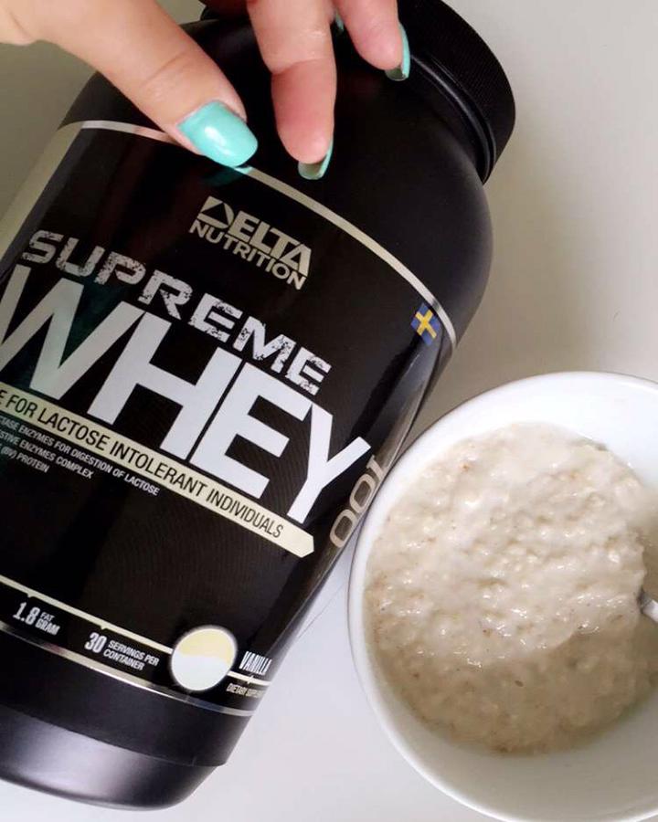 Vassle Supreme Whey Delta Nutrition